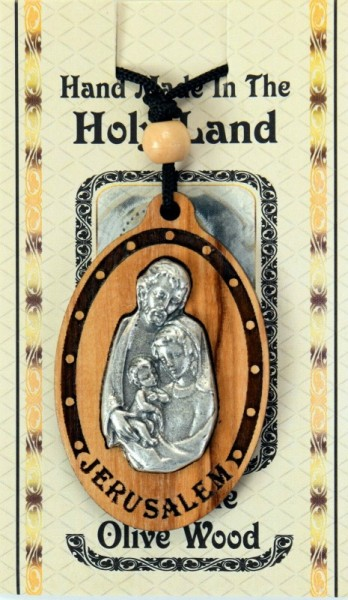 Wholesale Holy Family Necklaces | Large - 5,000 Necklaces @ $3.07 Each