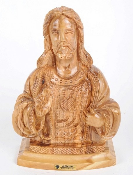 Jesus Christ Sacred Heart Statue - 20 Statues @ $135.00 Each