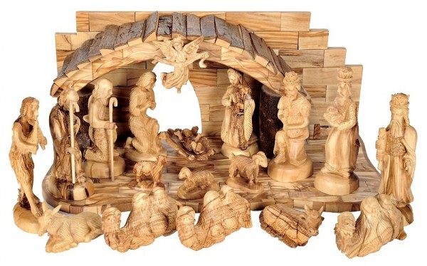 Large Indoor Musical Nativity Scene Set - 2 Nativity Scenes @ $1079 Each