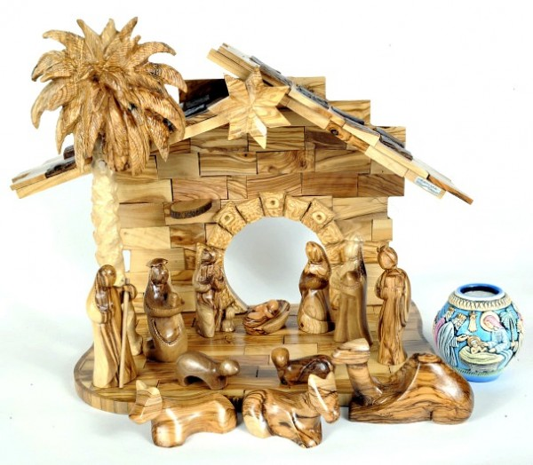 Large Musical Indoor Modern Nativity Set - 5 Nativity Scenes @ $495 Each