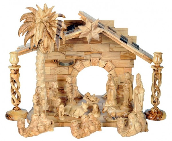 Musical Holy Land Indoor Nativity Scene - 2 Nativity Scenes @ $635 Each