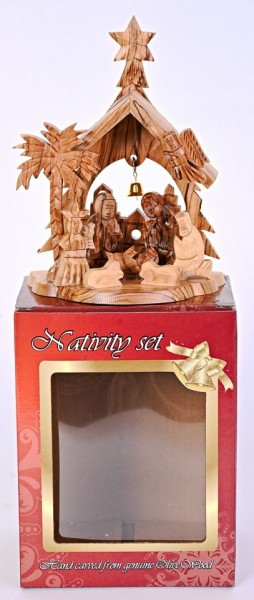 Wholesale Small Nativity Sets in Bulk - 20,000 Nativities @ $17.60 Ea