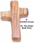 Comfort Cross 3.75 Inch at Retail Bulk Pricing