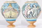 Holy Family Tealight Candle Holder
