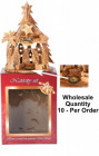 Wholesale Silent Night Small Musical Nativity Statue