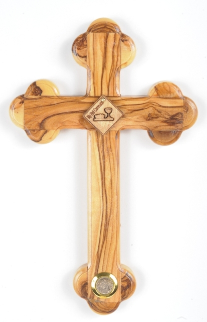First Communion Wooden Wall Cross (Also priced to buy in