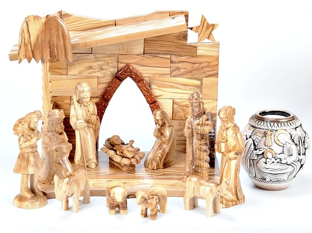 olive wood nativity sets olive wood nativity set holy land treasures usa - Wooden Nativity Set