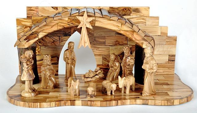 Unique Nativity Set Holy Land Treasures Usa Unique