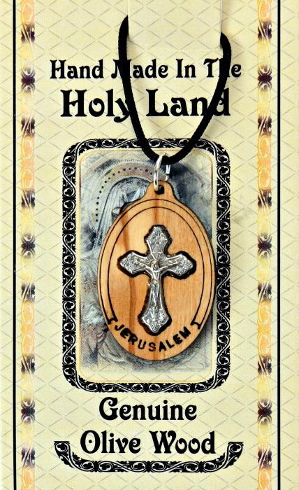 Bulk Wholesale Crucifix Necklaces  :  Holy Land Treasures
